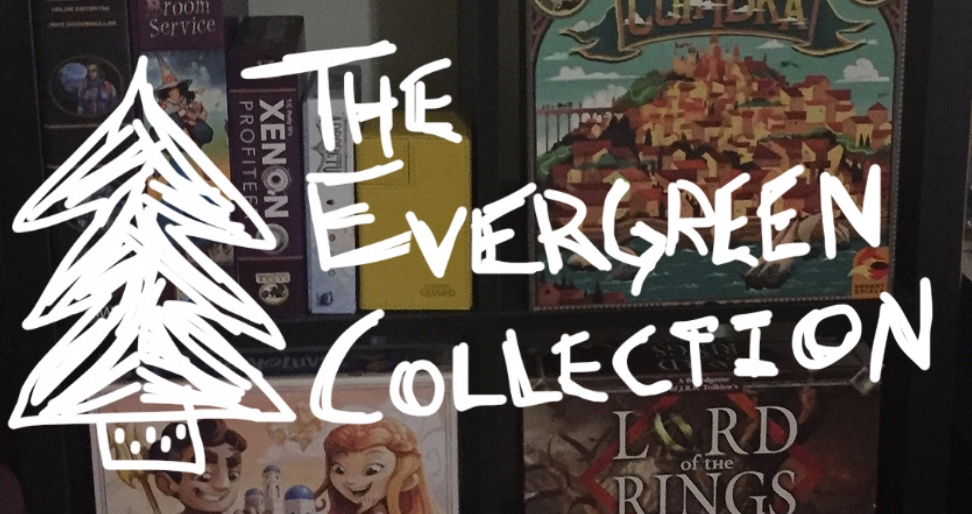 The Evergreen Collection An Introduction The Cardboard Herald