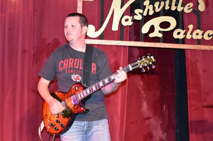 Playing the Nashville Palace with the Nashville Connection 2015