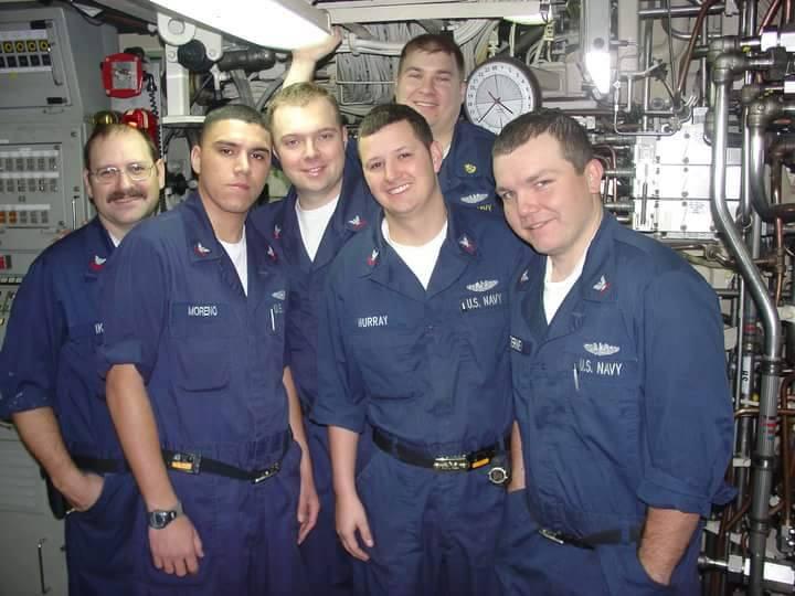 USS Rhode Island SSBN 740 (G) Torpedo Division 2007