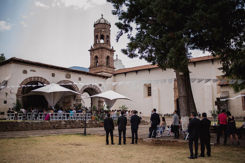 capilla tzintzuntzan michoacan