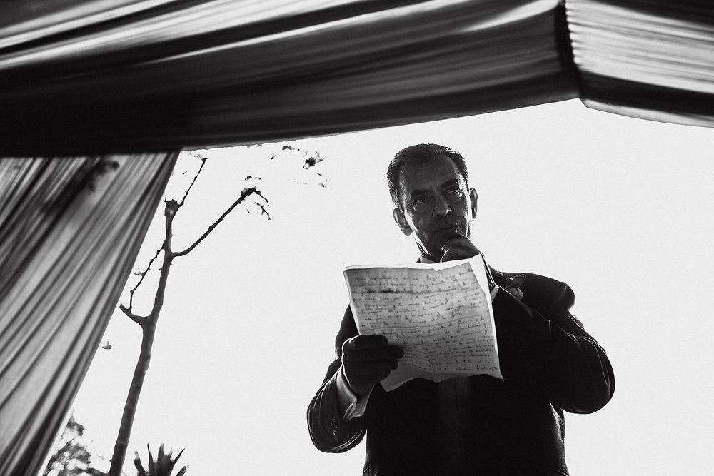 discurso boda mexico