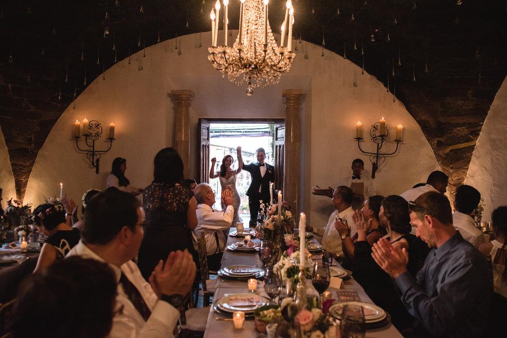 boda en casa hyder