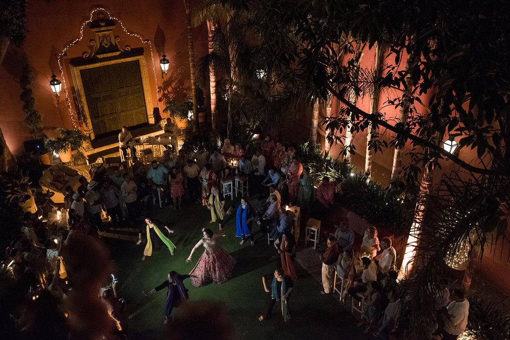 Casa Hyder Indian Wedding