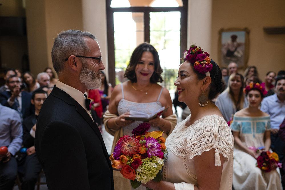 wedding ceremony guanajuato