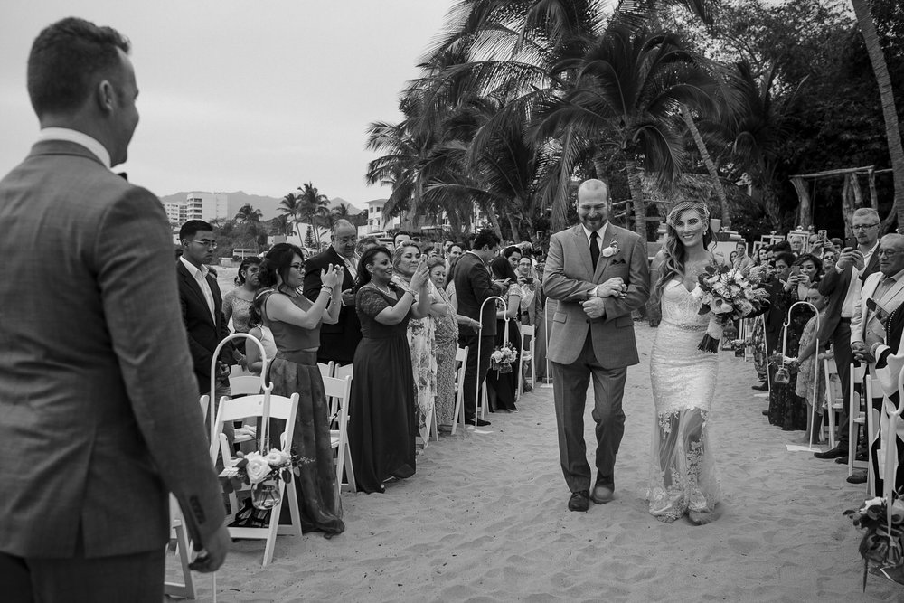 bride and groom nayarit