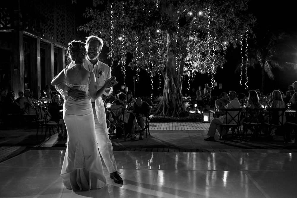 first dance nizuc