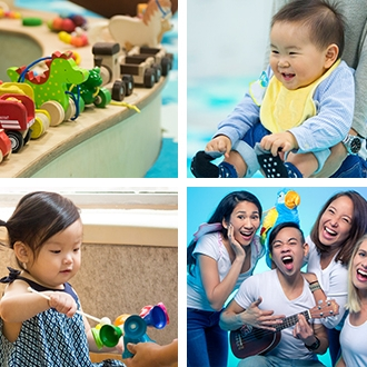Open Days are coming! - Want a chance to bond with your child in a holistic learning environment? Have you heard of Kindermusik, but haven't tried it yourself? Experience why Baumhaus is ranked Hong Kong's #1 Kindermusik program.