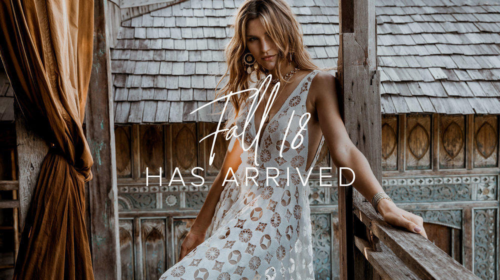 Fall 18 Has Arrived