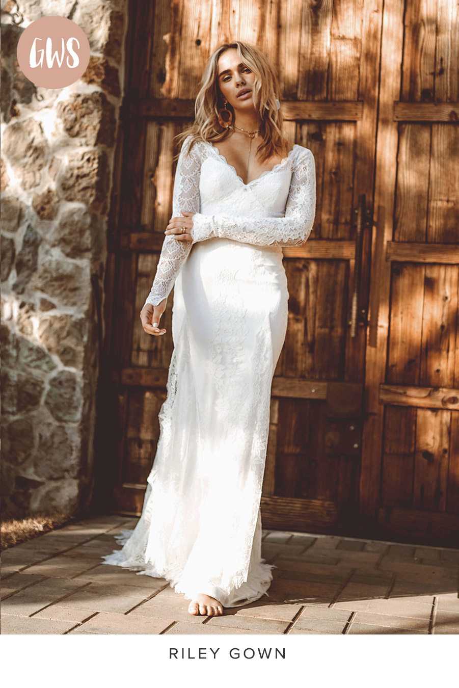 Riley Gown