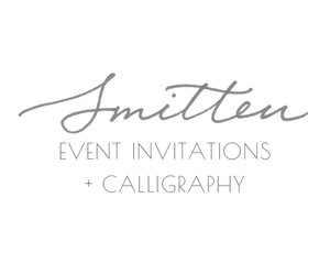 Smitten Event Invitations