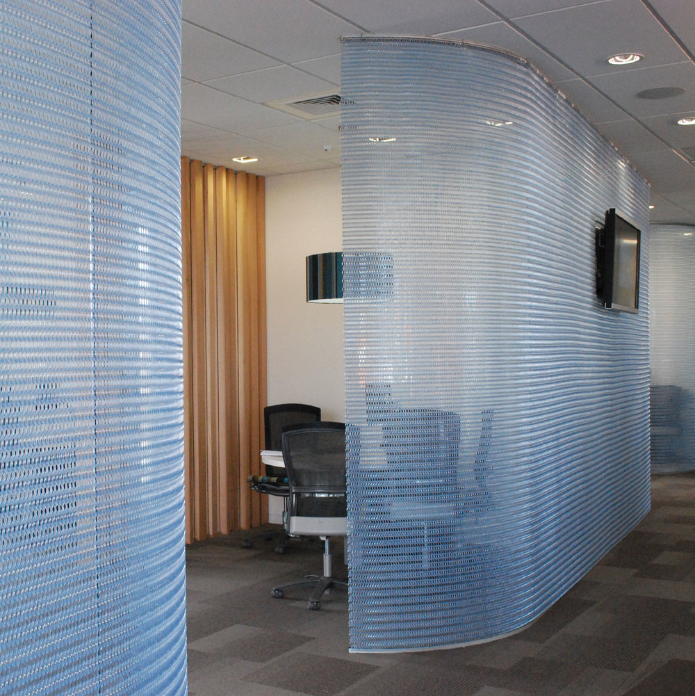 Spacemaile Interior Hanging Screens