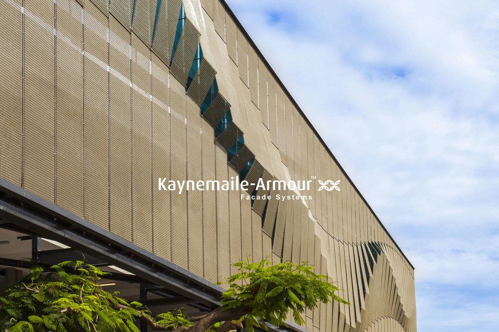 Kaynemaile-Armour Exterior Facade Systems