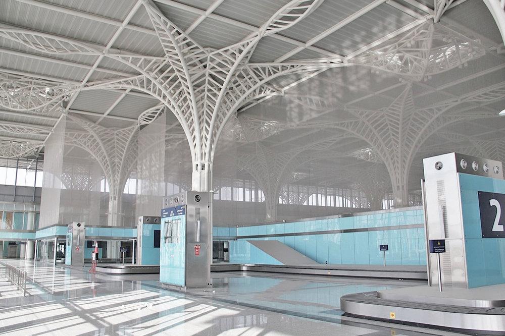 mesh weave dividers medina airport kaynemaile