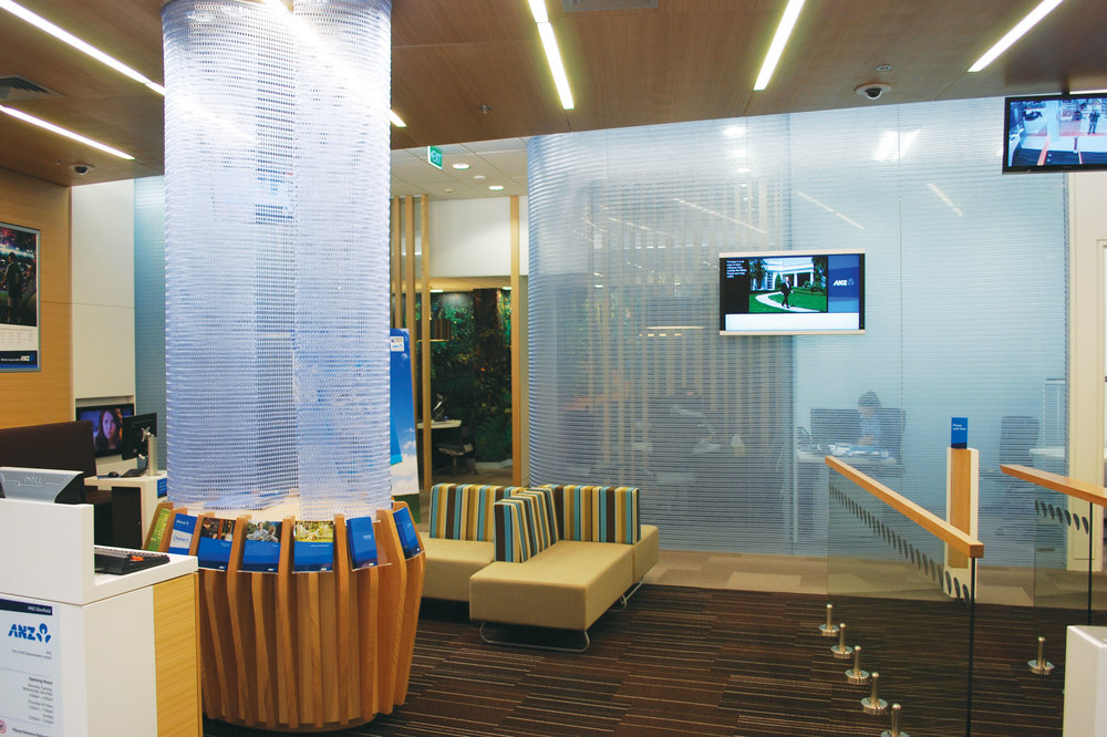 Hanging Feature Column in ANZ retail banks