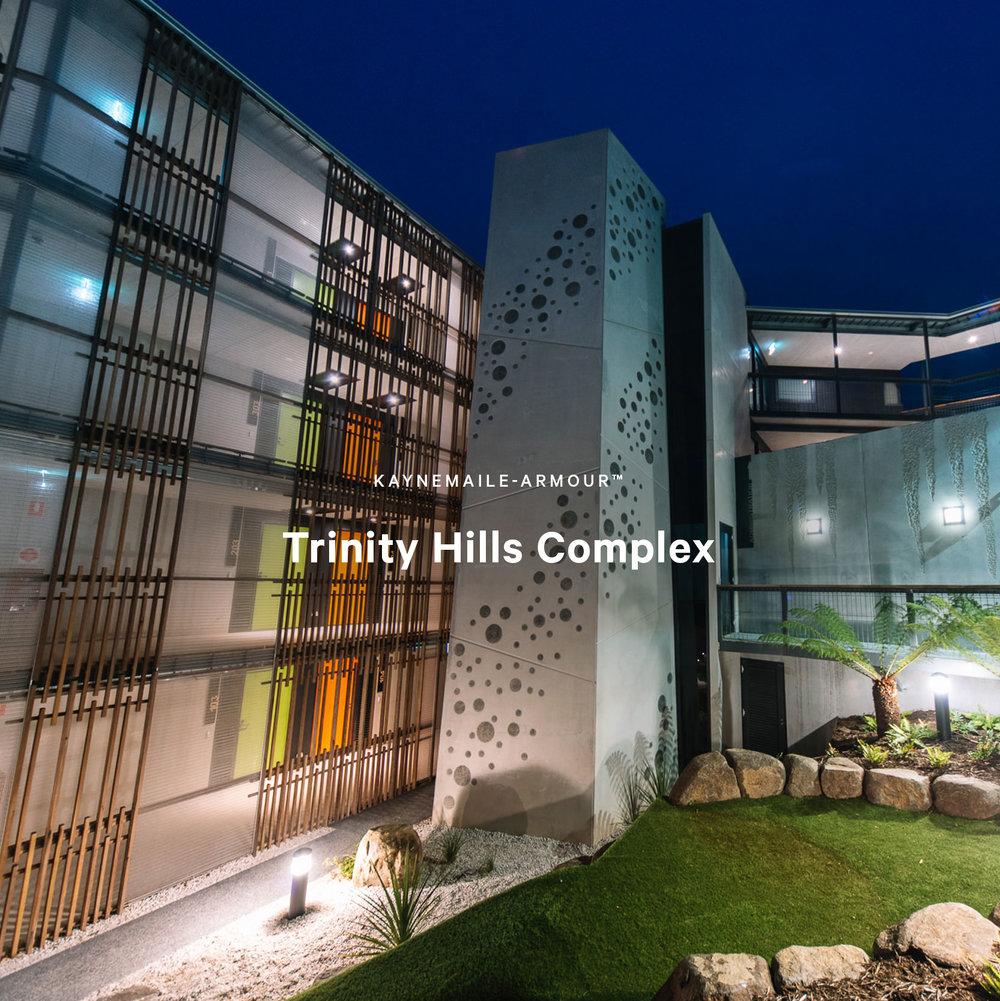 Kaynemaile-Armour Building Facade Trinity Hills Hobart