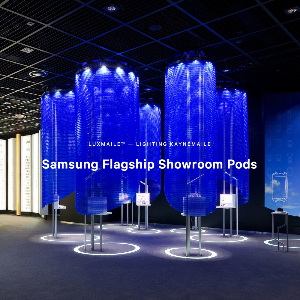Samsung Custom Kaynemaile Pods