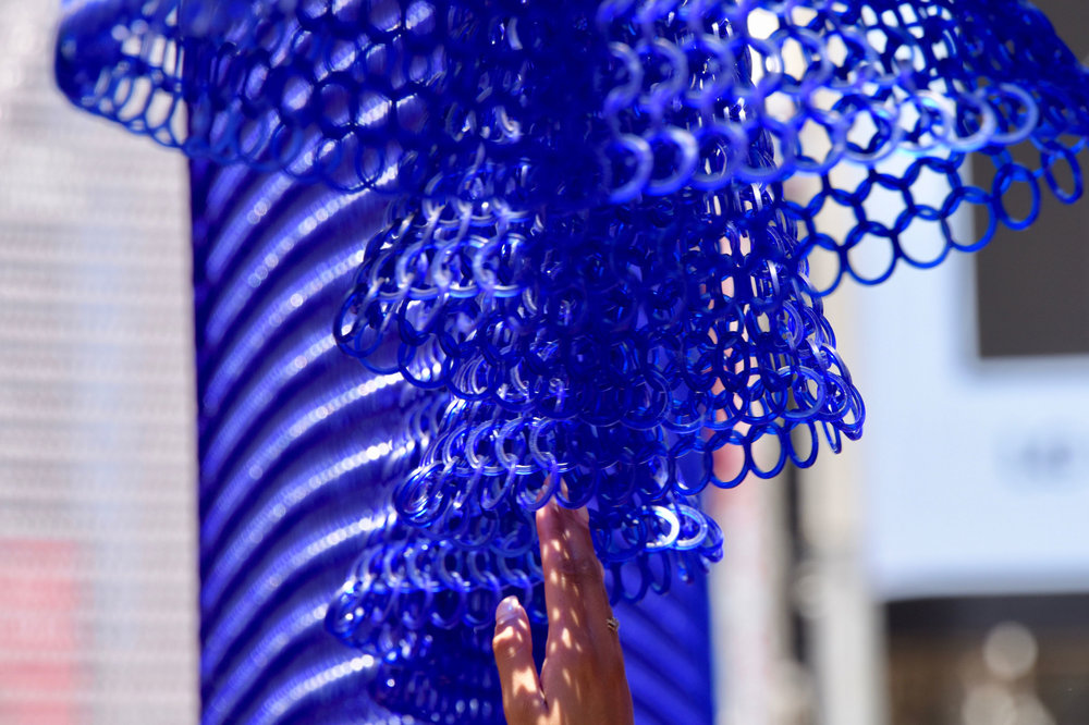 Idealog: Lord of the mesh rings: Kaynemaile slays competition for global architecture prize