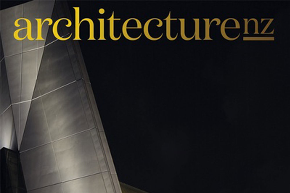 Kaynemaile Features in Architecture NZ Magazine