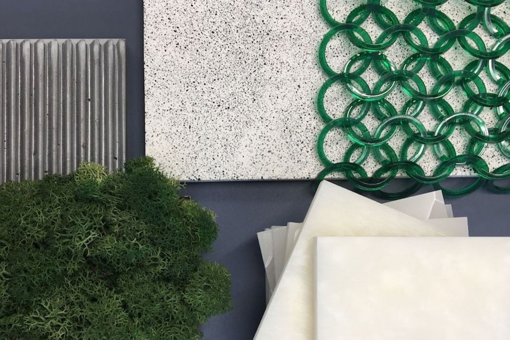 Surface Matter Conscious Colour Featuring Kaynemaile architectural mesh