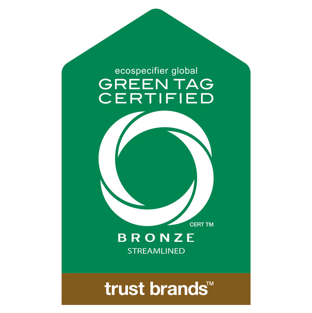 Kaynemaile is Green Tag Certified Bronze