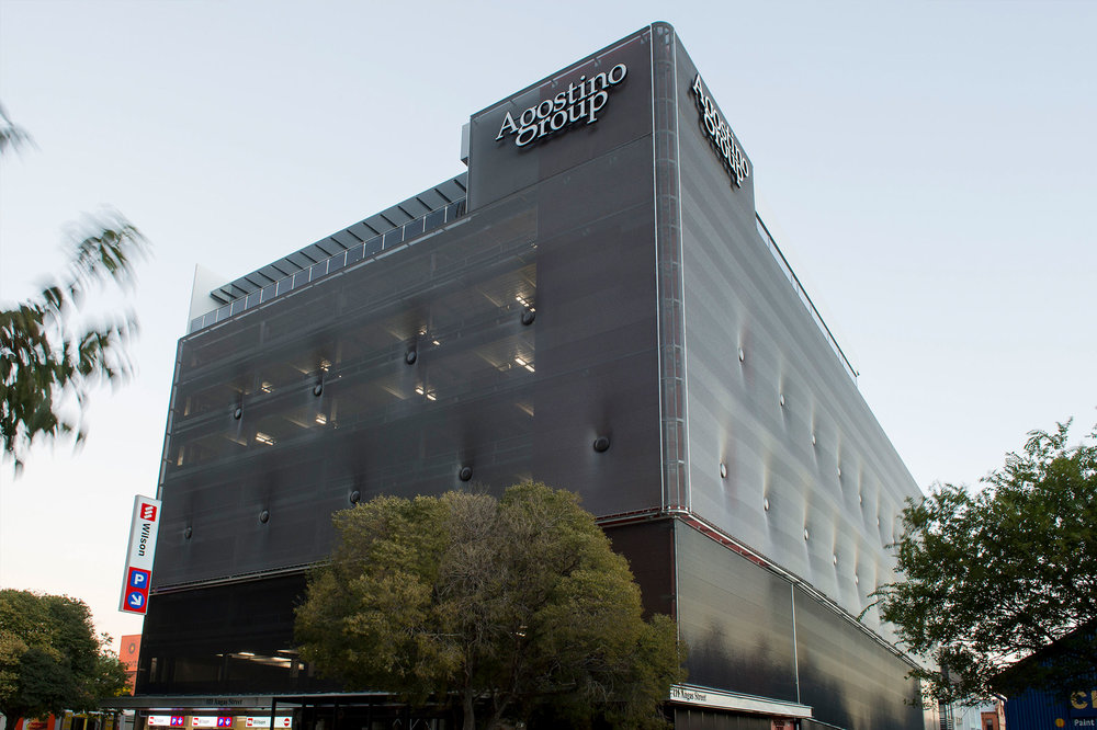 Agostino Group Parking Garage, Australia