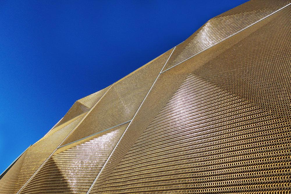 Retail Store Solar Facade