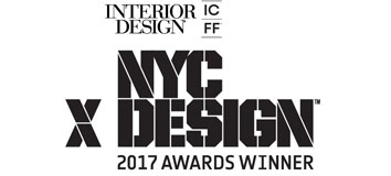 NYCxDesign Award 2017 Best Architectural Product