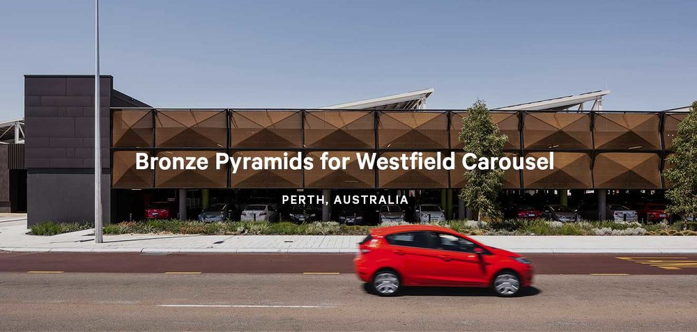 Kaynemaile for Westfield Carousel Perth