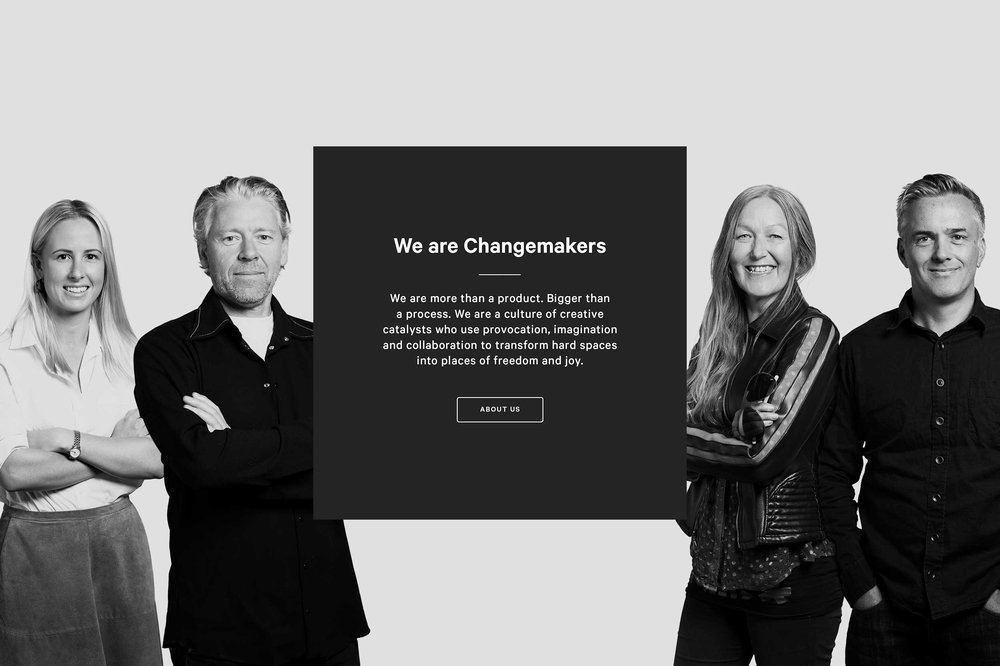 We are Changemakers