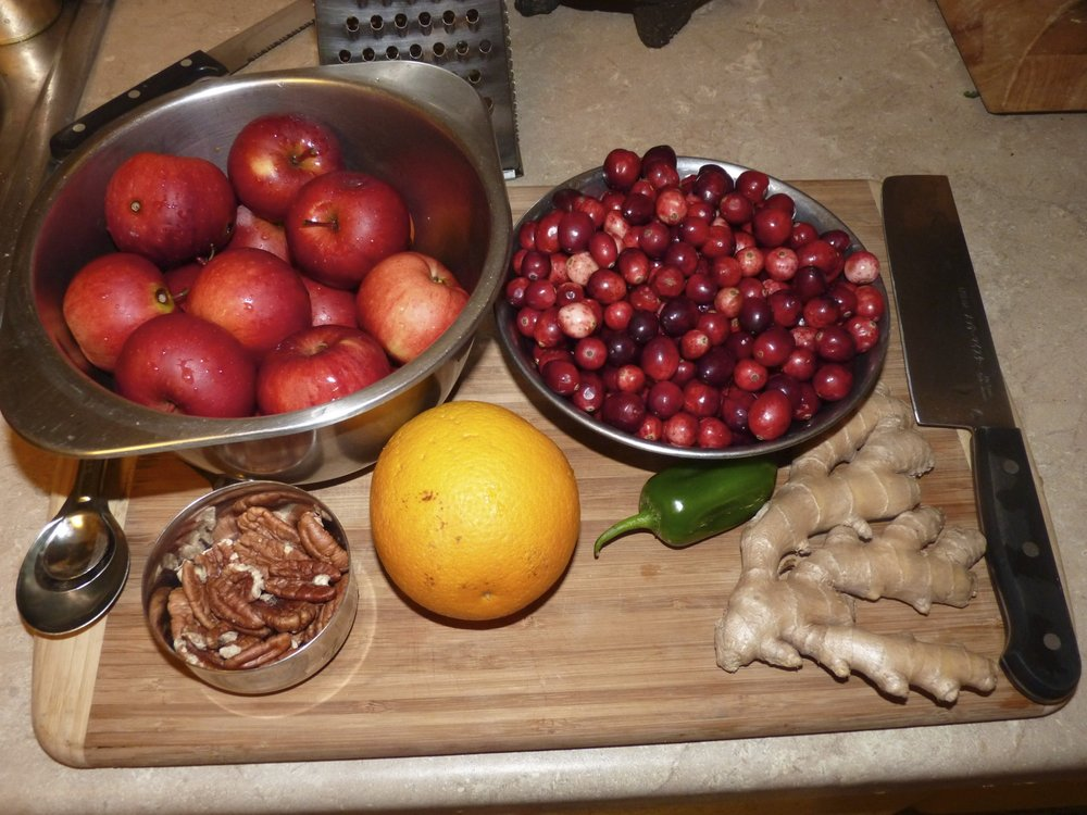 ayurvedic receipes_Cranberry-apple chutney.jpg