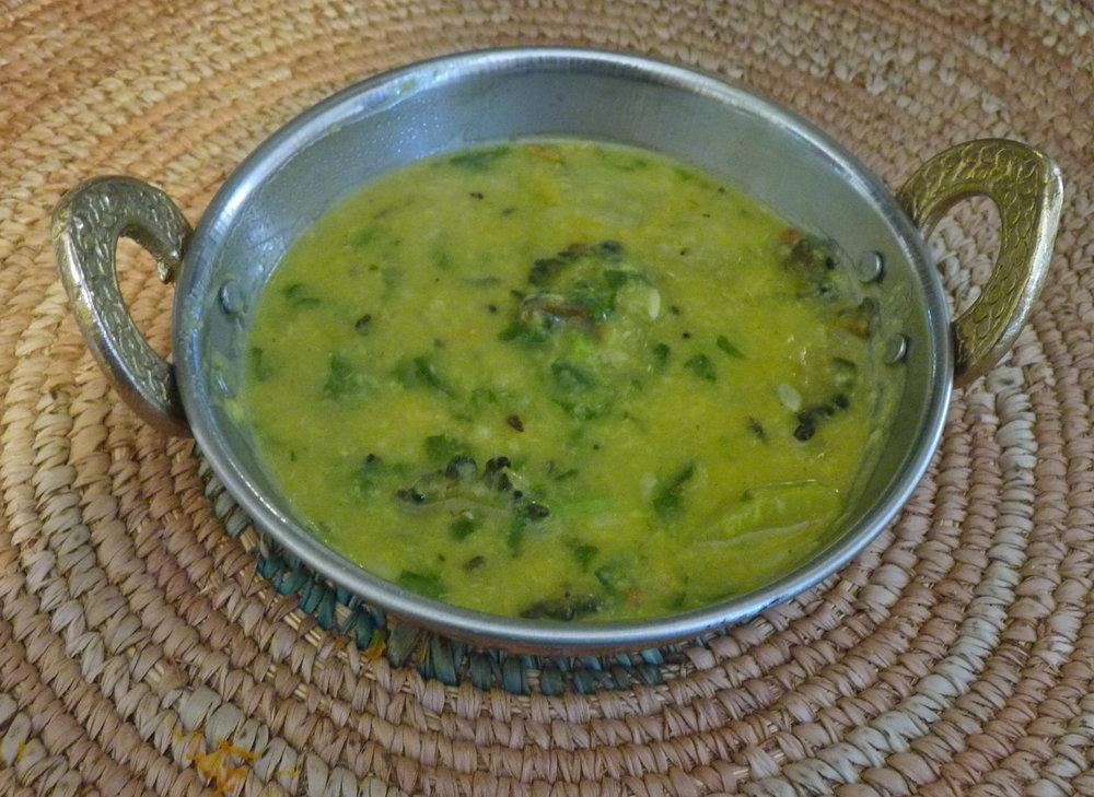 Ayurvedic Recipes_Bengali Style Bitter Gourd Dal.jpg