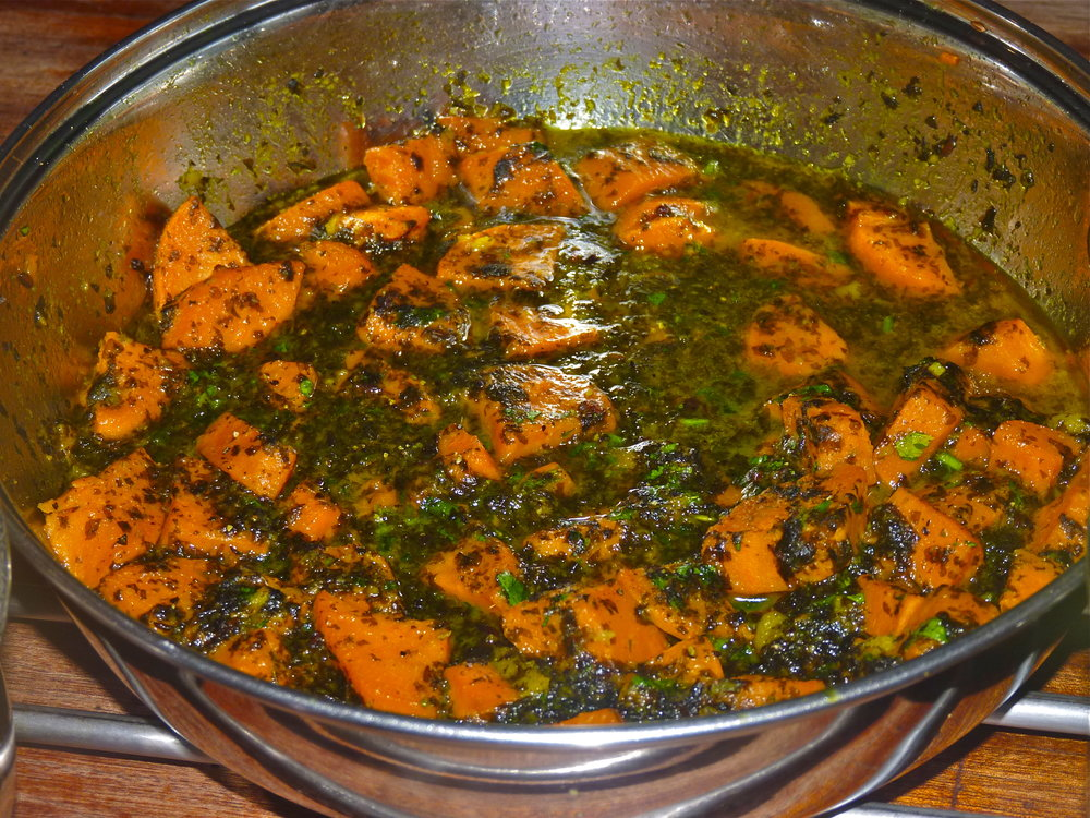Ayurvedic Recipes_Seaweed Sabji, Welsh Laverbread.JPG