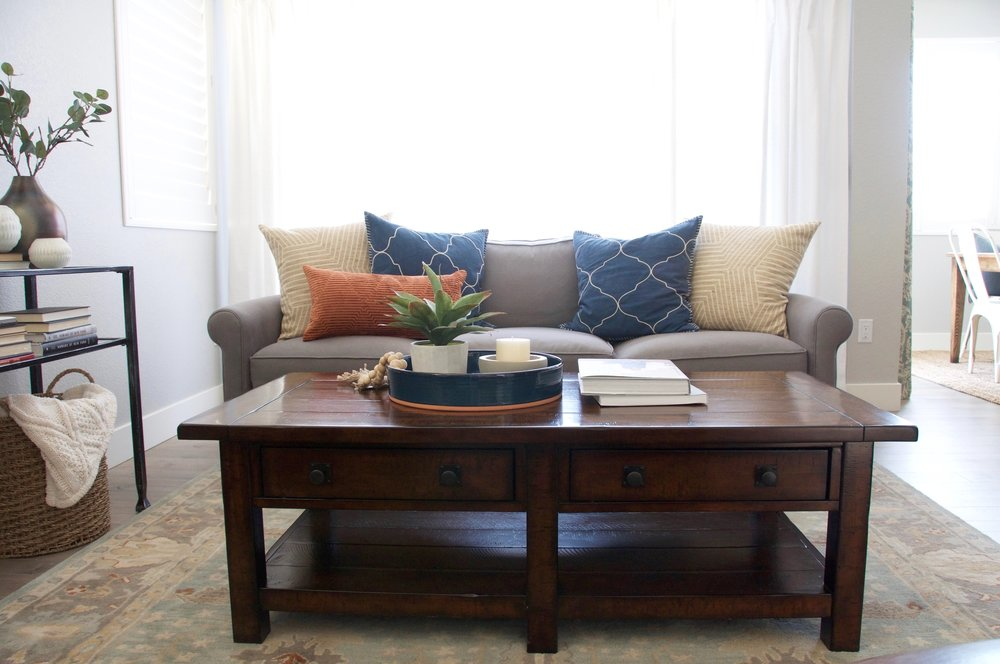 www.basilandtate.com | Green Mountain Project | Living Room