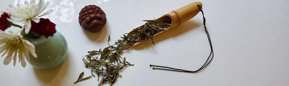Bai Mu Dan White Peony Loose Leaf Tea
