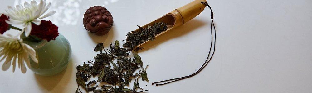 Shou Mei Loose Leaf Tea