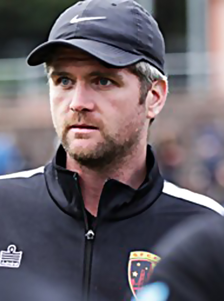 Paddy Coyne  Head Coach  SF City FC