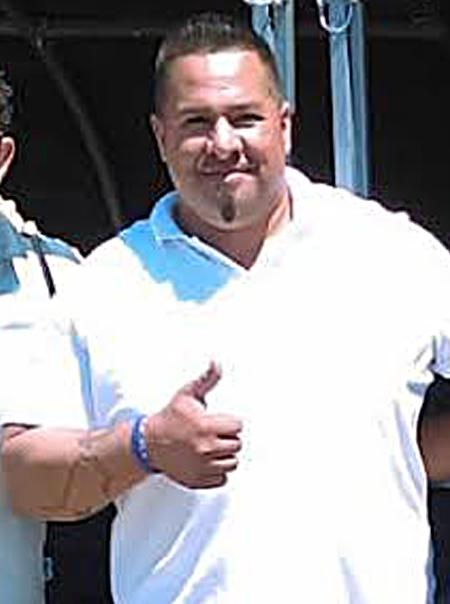 Martin Sierra   Head Coach   E  ast Bay Stompers