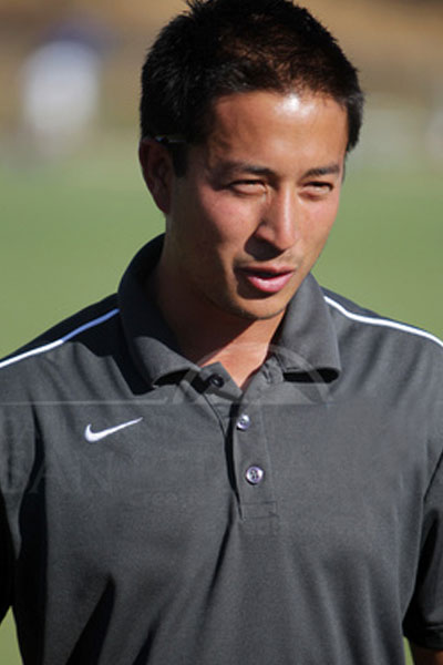 Tony Vigil   Director of Soccer Operations   LAFC