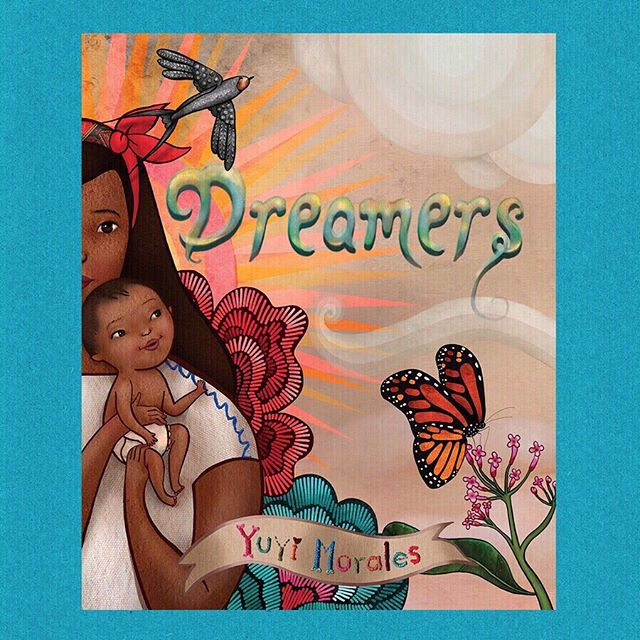 "Three books to check out from the library this week:  Yuyi Morales immigrated to the US from Xalapa, Mexico with her infant son in 1994. ""Dreamers"" tells their story of strength and hope. *** Junot Díaz was born in the Dominican Republic and grew up in the US. ""Islandborn"" follows a young girl as she seeks to learn the story of the place where she was born, but cannot remember. *** Francesca Sanna collaged the words and stories of refugees she interviewed to craft ""The Journey""."