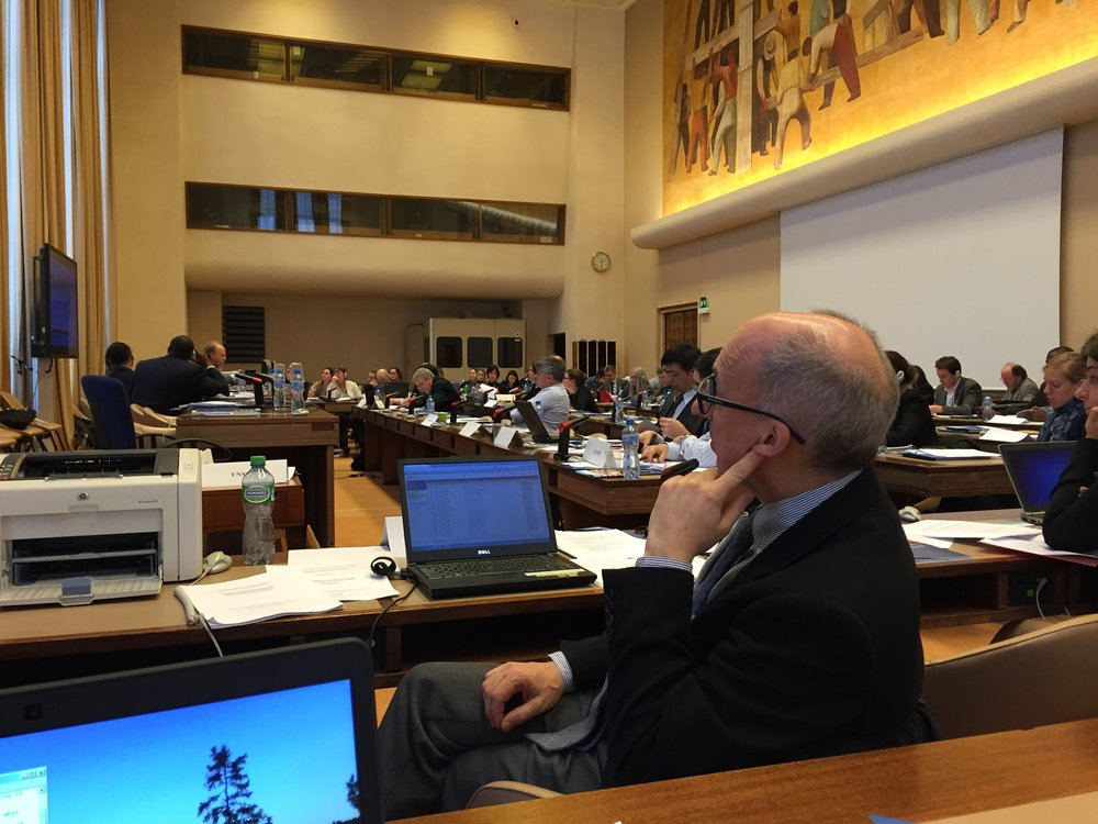 Some 20 Member States and many other stakeholders met in Geneva, Swizterland on 29-30 January 2015 to discuss options for SDG 6 indicators and monitoring mechanisms