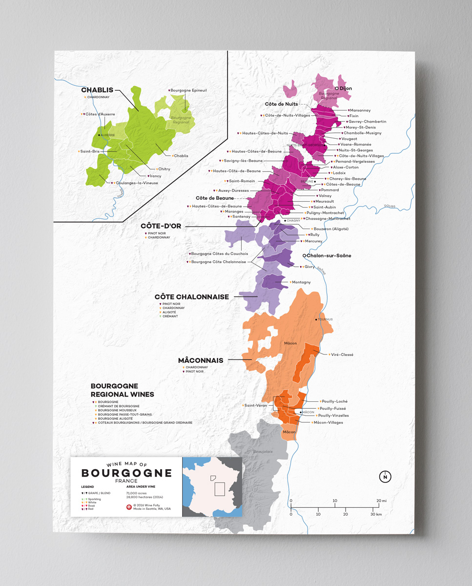 Wine Folly Wine Maps ->