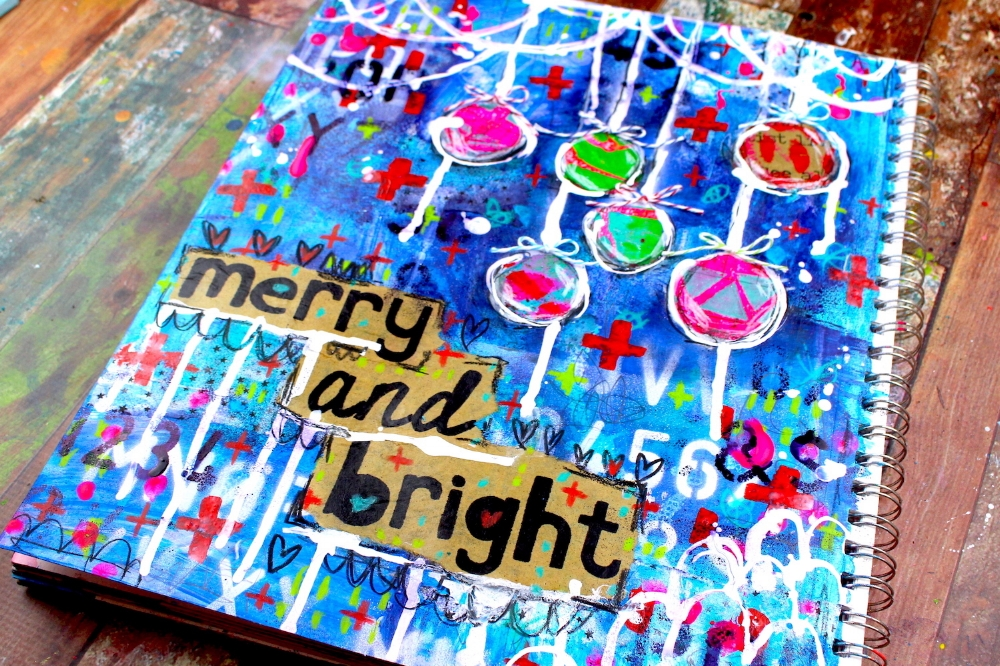 art journal page ornaments