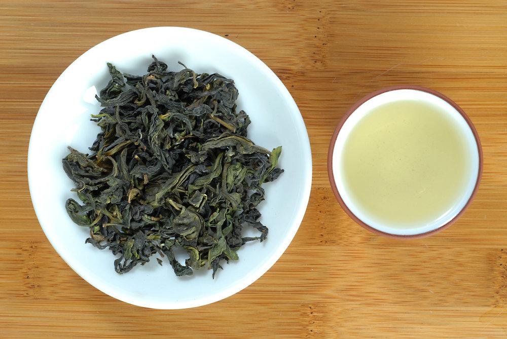 Wen Shan Pouchong Tea