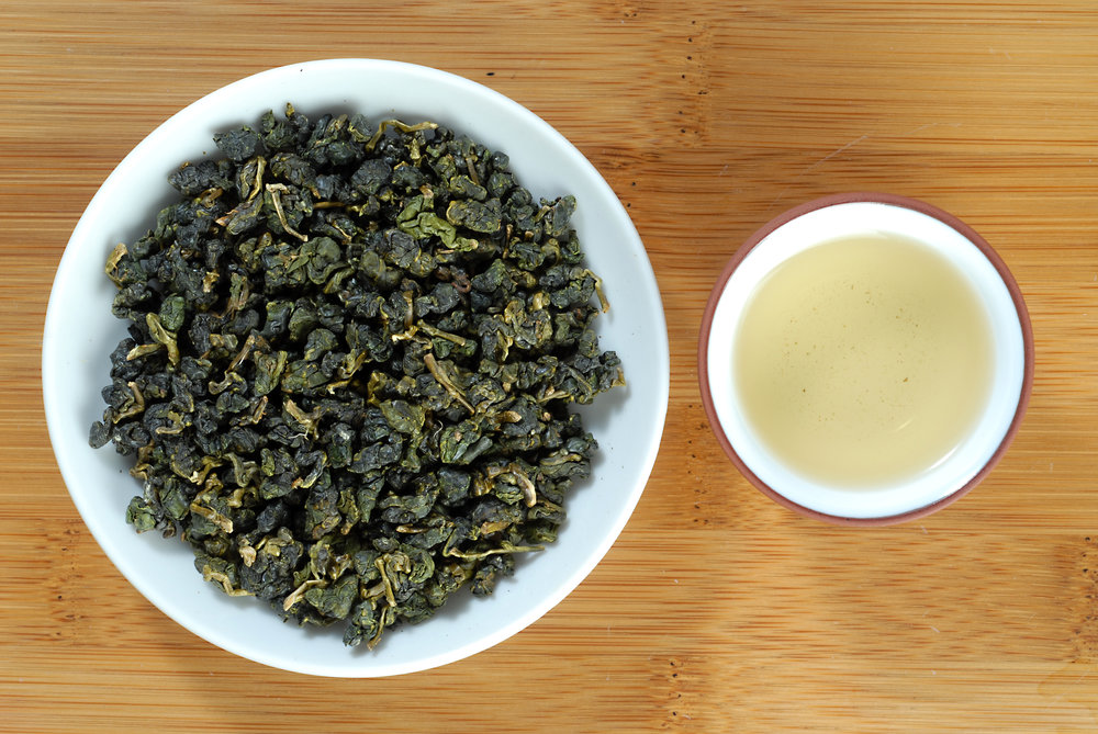 High Mountain Oolong Tea