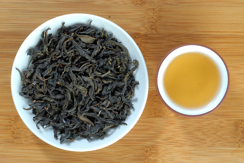 Chi Chong Oolong-Pouchong Tea