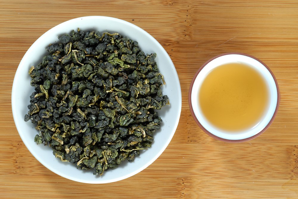 Chi Chong Oolong-High Mountain Oolong Tea