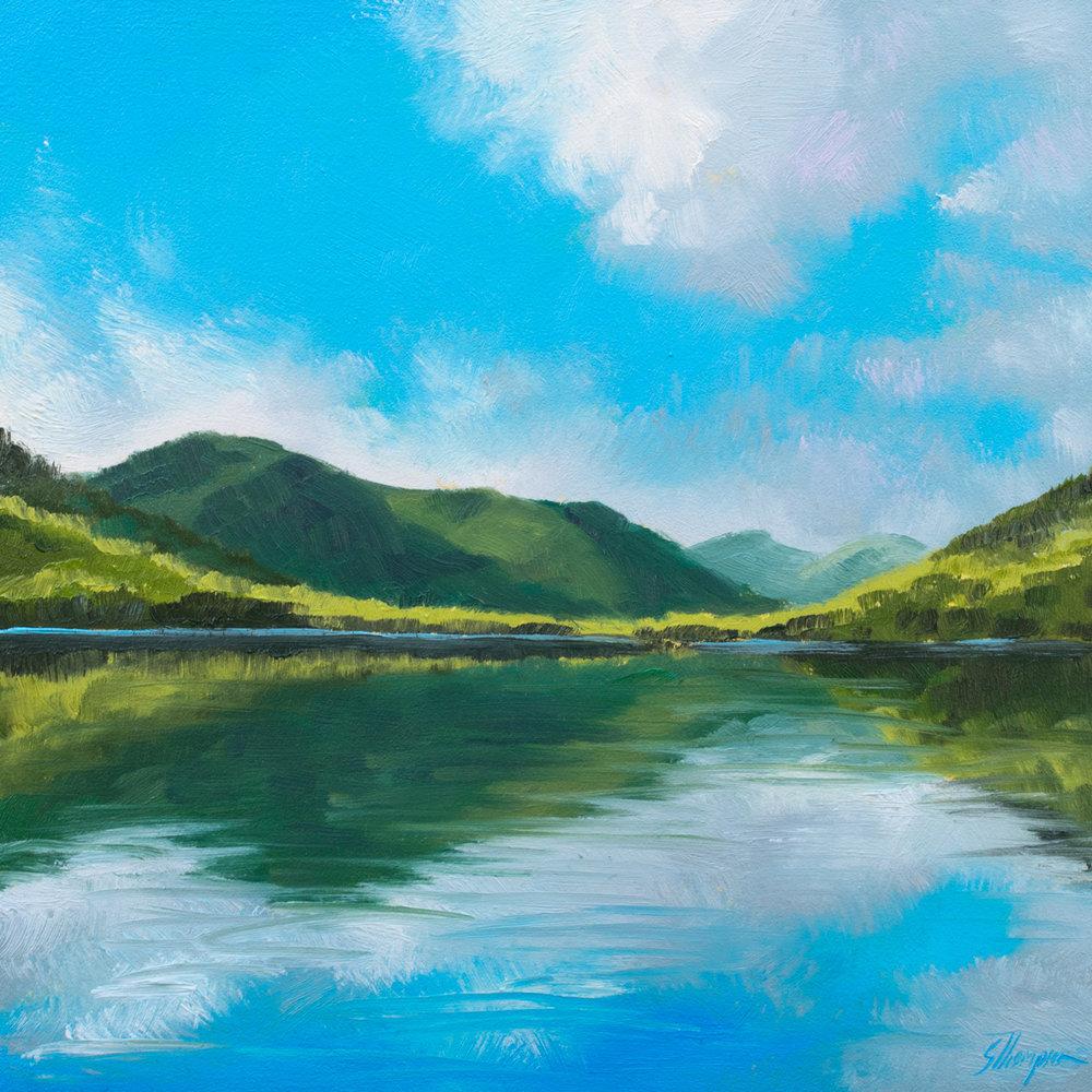 Lake Daniell - SOLD