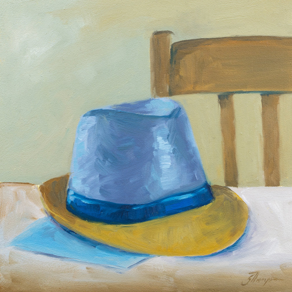 Summer Hat - No longer exists