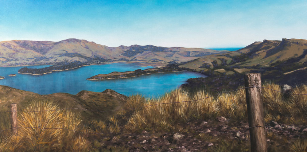 Lyttelton Harbour View - SOLD