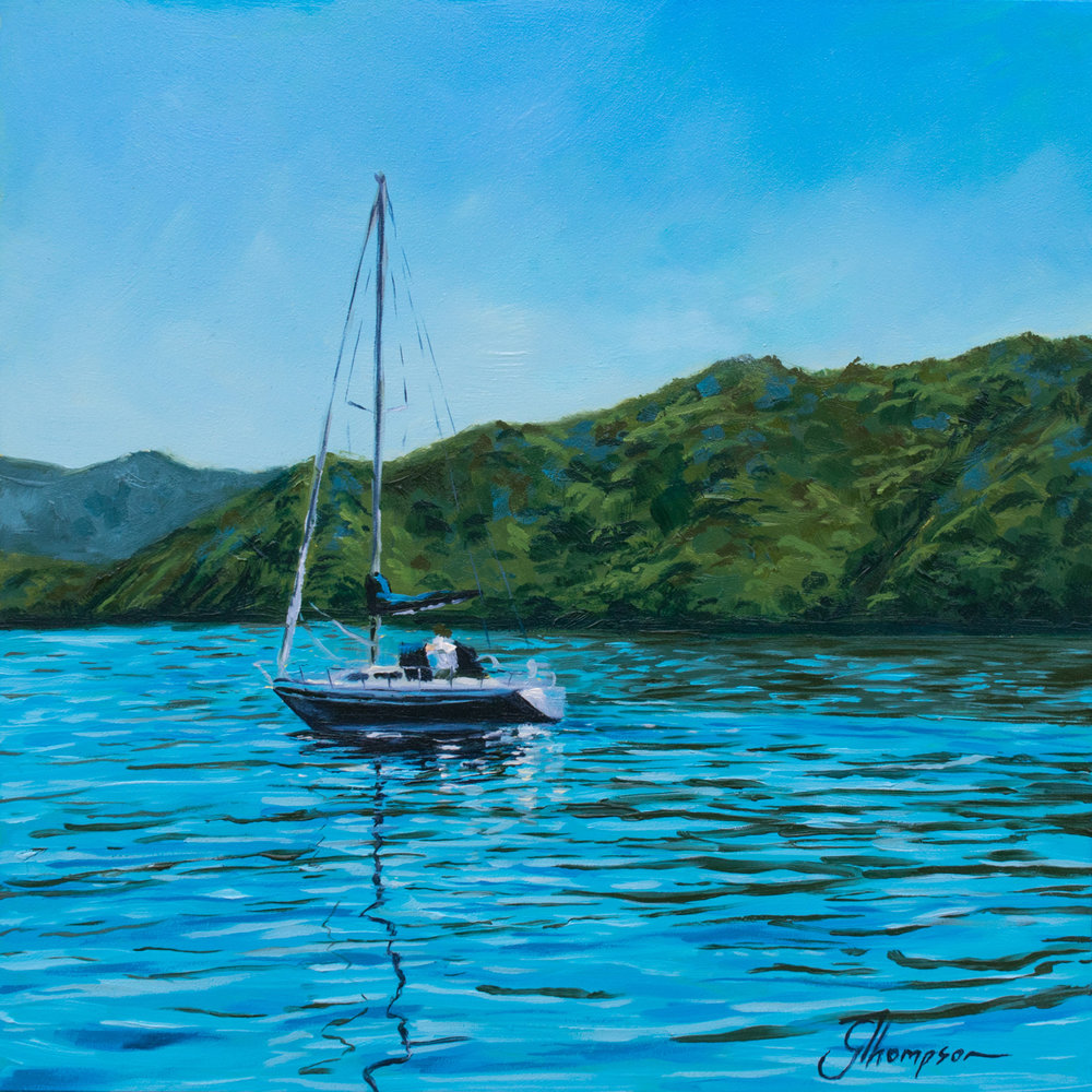 Cruising Marlborough - SOLD